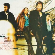 Del Amitri - Always The Last To Know LP - VINYL - CD