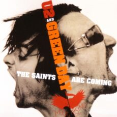 U2 And Green Day - The Saints Are Coming LP - VINYL - CD