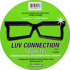 Towa Tei - Luv Connection LP - VINYL - CD