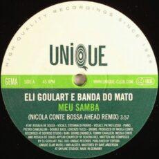 Eli Goulart E Banda Do Mato - Meu Samba LP - VINYL - CD