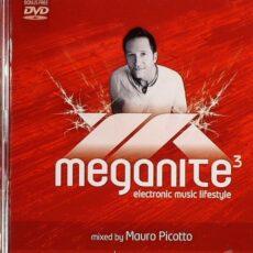 Mauro Picotto - Meganite³ LP - VINYL - CD