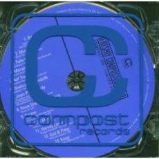 Various - Freshly Composted Vol. 2 LP - VINYL - CD