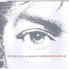 Michael Jackson - You Rock My World LP - VINYL - CD