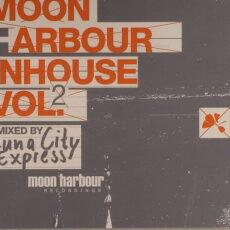 Luna City Express - Moon Harbour Inhouse Vol. 2 LP - VINYL - CD