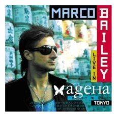 Marco Bailey - Live In Ageha Tokyo LP - VINYL - CD