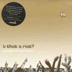 Youngblood Brass Band - Is That A Riot? LP - VINYL - CD