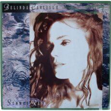 Belinda Carlisle - Summer Rain LP - VINYL - CD