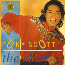 Tony Scott - The Chief LP - VINYL - CD