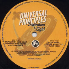 Universal Principles - Inspiration & Light